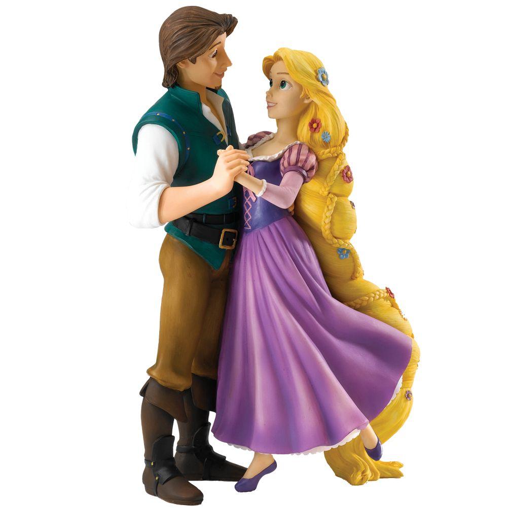 figurine raiponce et flynn