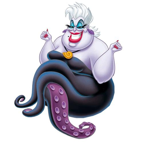 disney little mermaid ursula