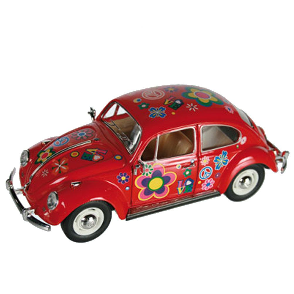 coccinelle volkswagen rouge peace and love. Black Bedroom Furniture Sets. Home Design Ideas