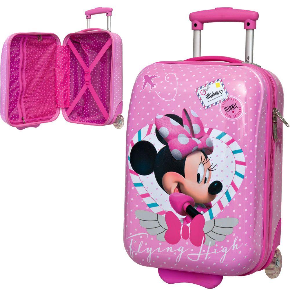 valise minnie pas cher