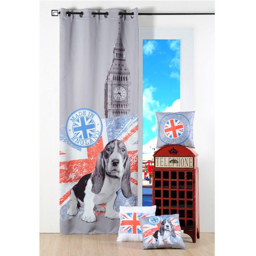 Rideaux london for Rideau en anglais