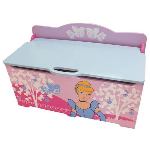 meuble rangement jouets design mobilier chambre enfant disney princesses cendrillon. Black Bedroom Furniture Sets. Home Design Ideas