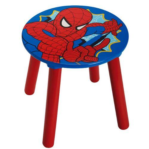 Tabouret chaise bureau chambre mobilier enfant bois