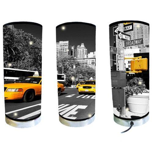 Lampe new york max min - Lampe de bureau new york ...