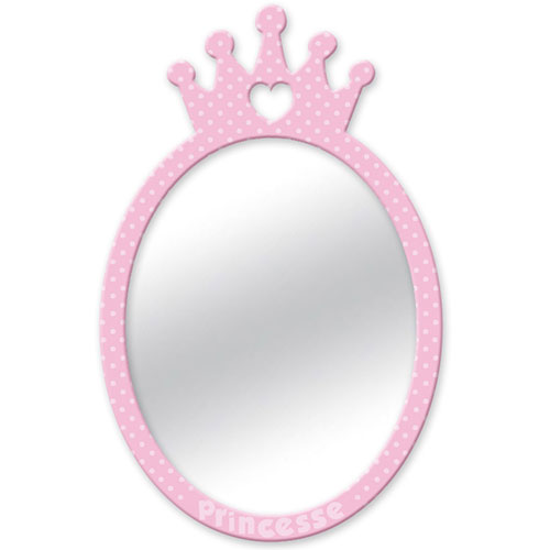 Petit miroir disney princesses for Miroir princesse