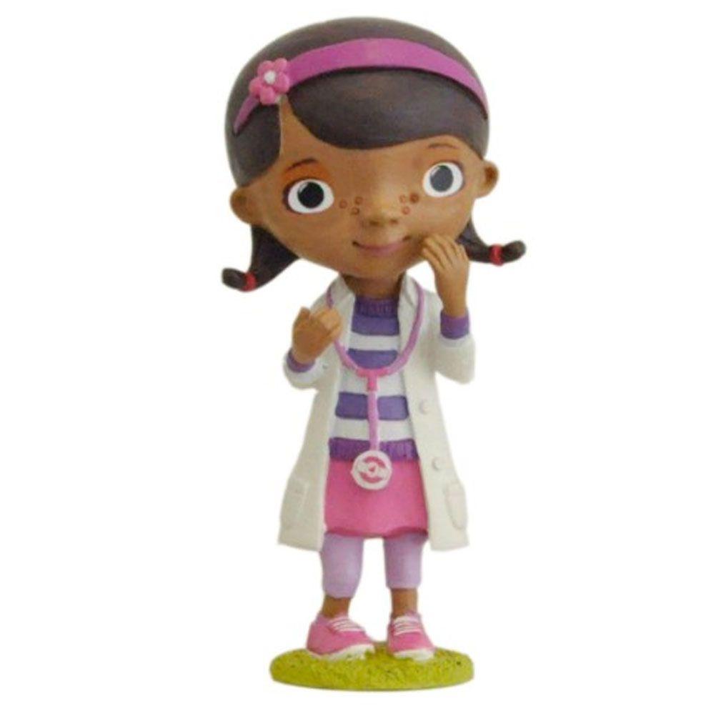 Figurine docteur la peluche doc mcstuffins - Jouet doc la peluche ...