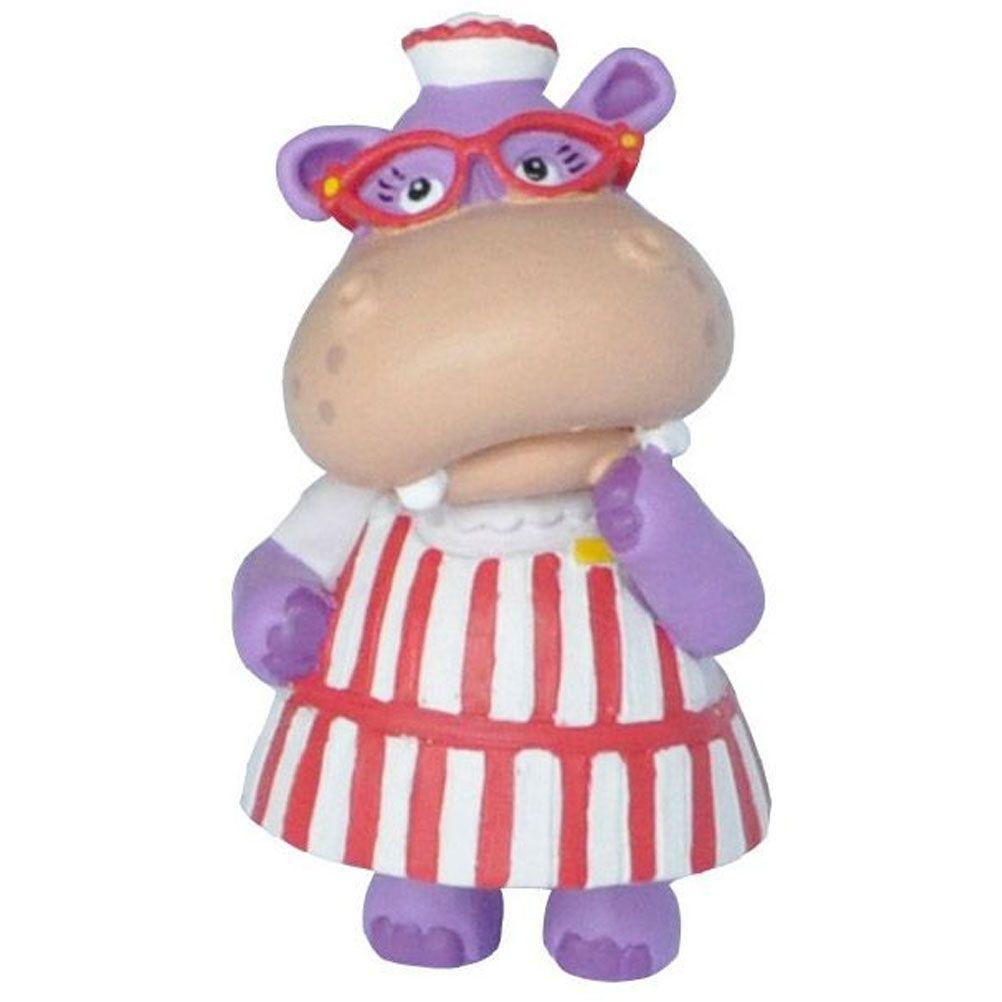 Figurine docteur la peluche hallie l 39 hippopotame - Jouet doc la peluche ...