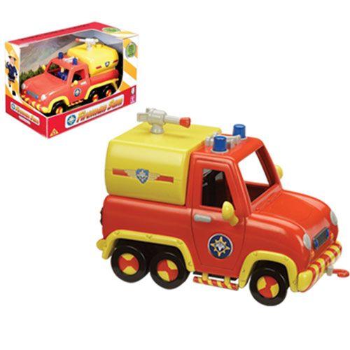 le camion de pompier venus de sam le pompier. Black Bedroom Furniture Sets. Home Design Ideas