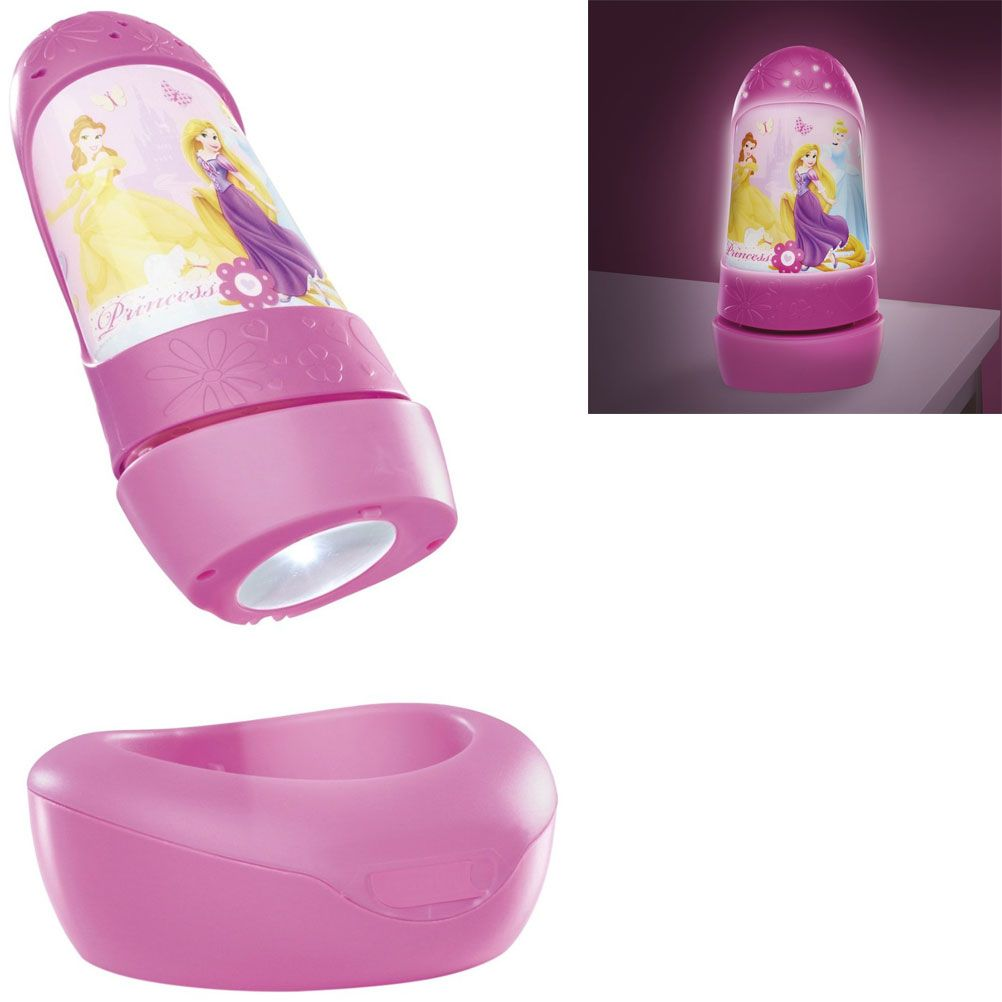 disney princesses lampe d coration luminaire chevet. Black Bedroom Furniture Sets. Home Design Ideas