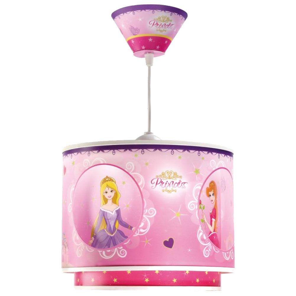 Suspension lampe luminaires lustre chambre petites princesses