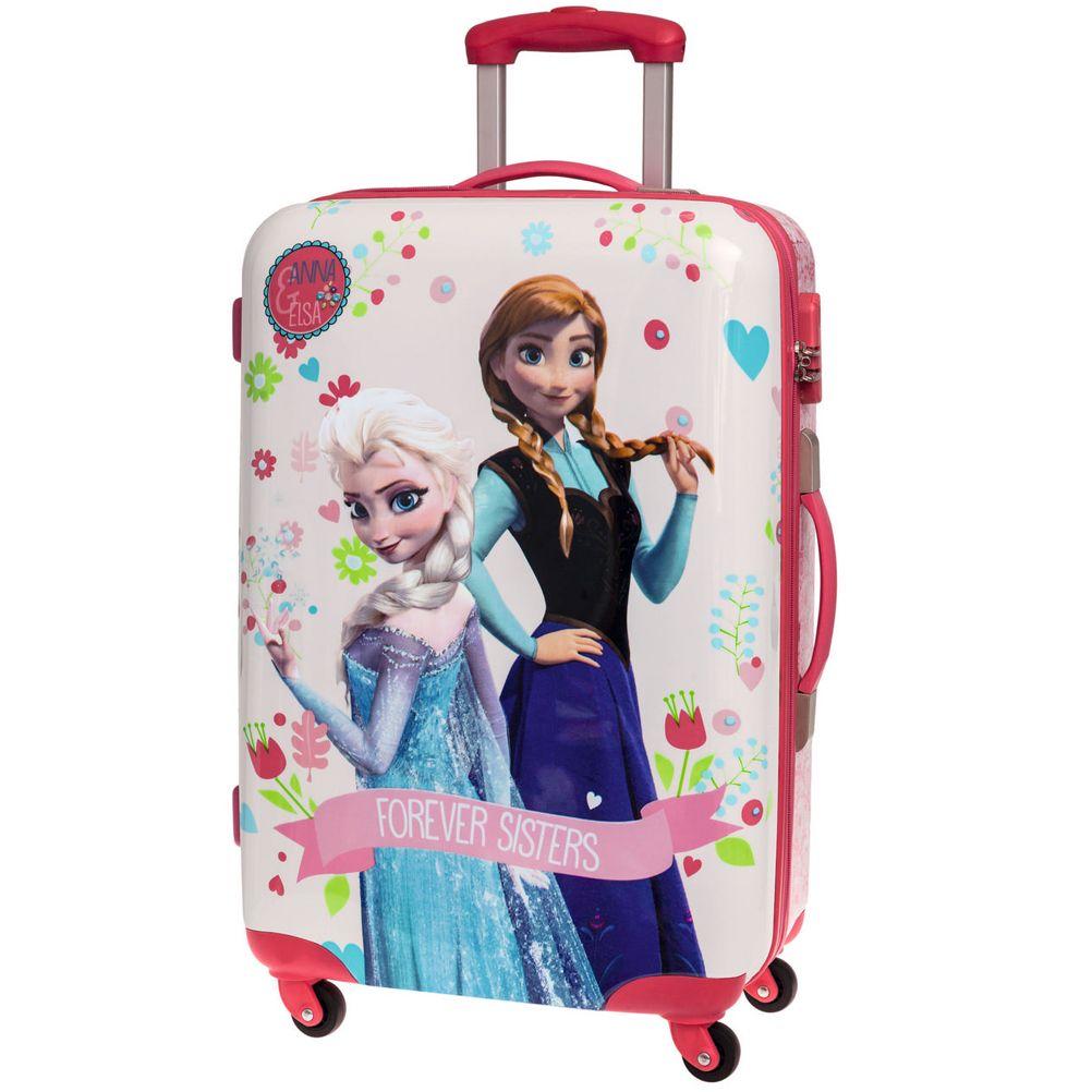 valise disney frozen la reine des neiges 60 cm. Black Bedroom Furniture Sets. Home Design Ideas