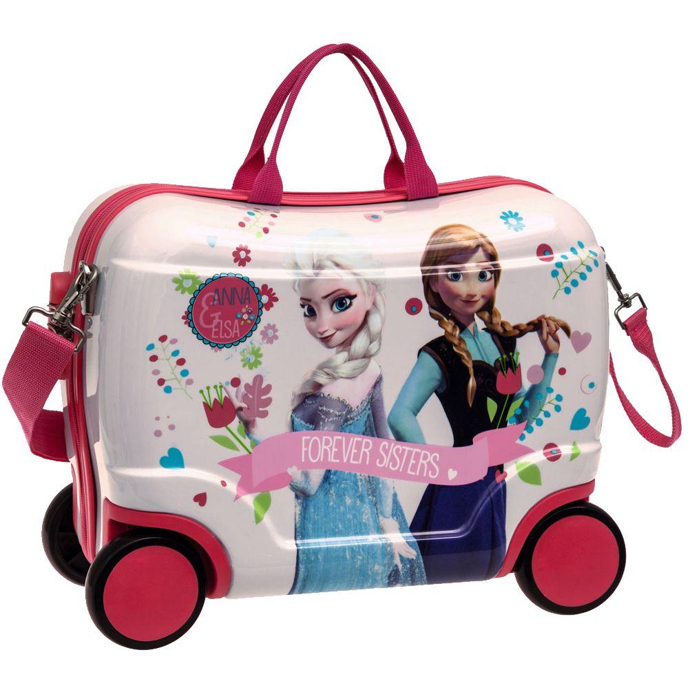 valise coque 4 roulettes disney frozen la reine des neiges. Black Bedroom Furniture Sets. Home Design Ideas