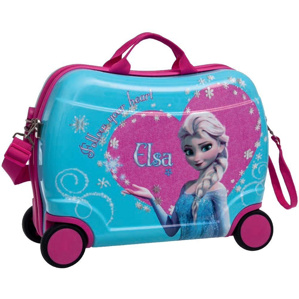 valise disney frozen elsa la reine des neiges. Black Bedroom Furniture Sets. Home Design Ideas
