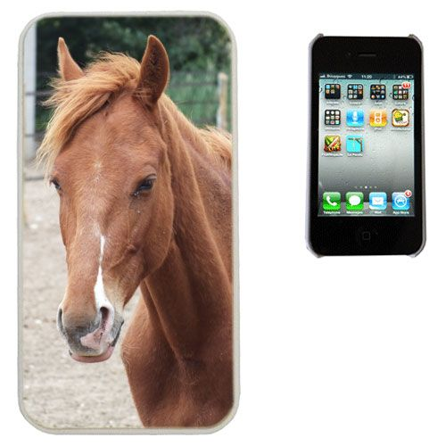 coque iphone 4 poney