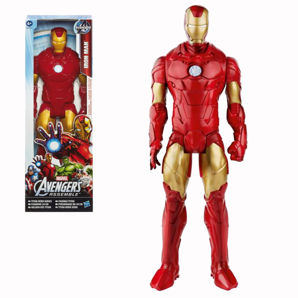 figurine iron man avengers