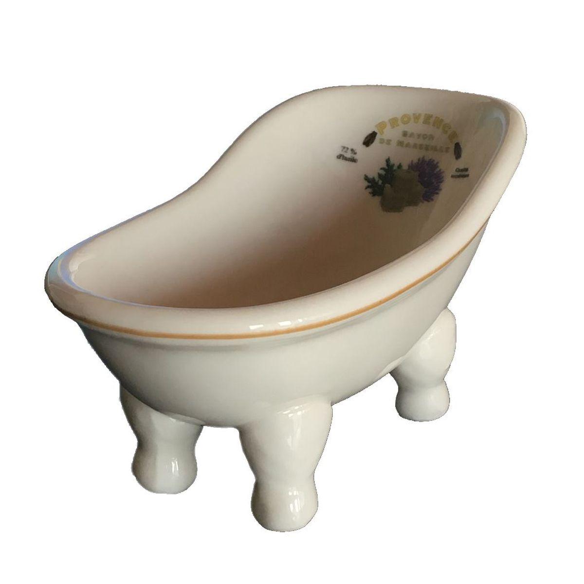 porte savon baignoire provence savon de marseille et lavande. Black Bedroom Furniture Sets. Home Design Ideas