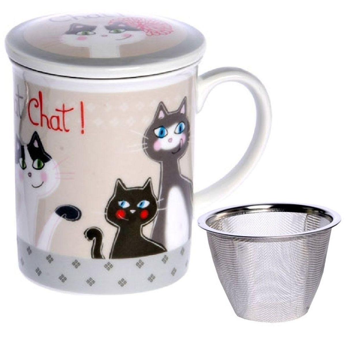 tisani re d co mug vaisselle tasse cadeau cuisine. Black Bedroom Furniture Sets. Home Design Ideas