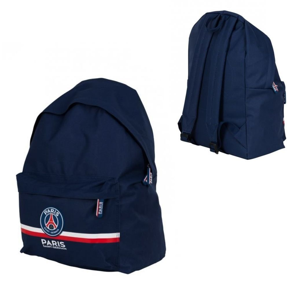 sac dos avec poche multim dia paris saint germain psg. Black Bedroom Furniture Sets. Home Design Ideas