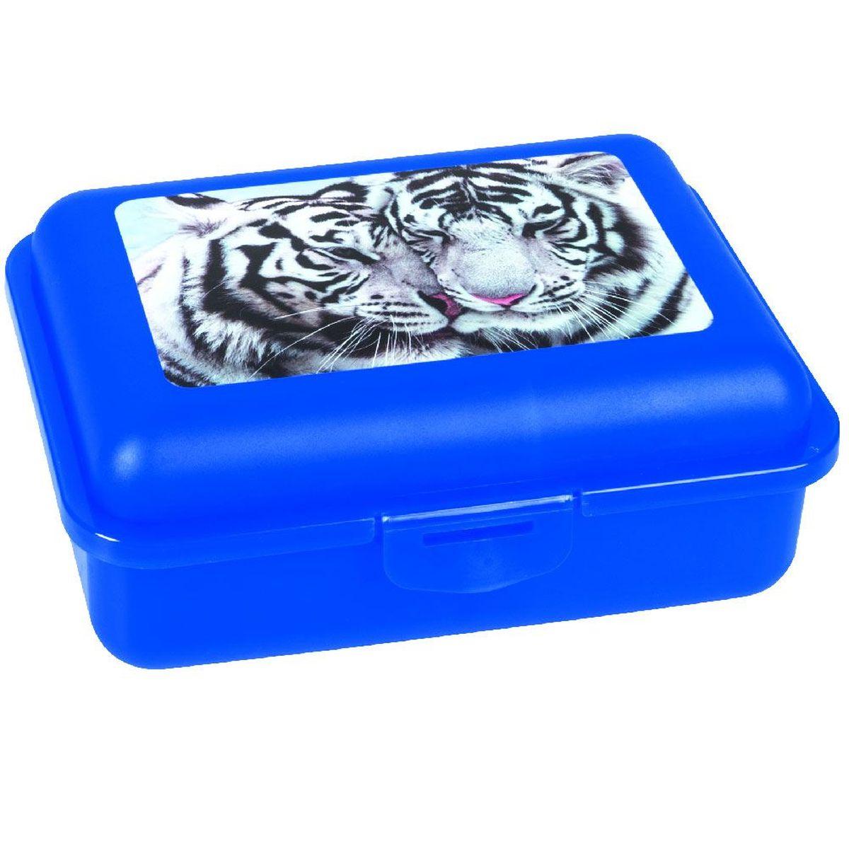 boite go ter tigres blancs compartiment e. Black Bedroom Furniture Sets. Home Design Ideas