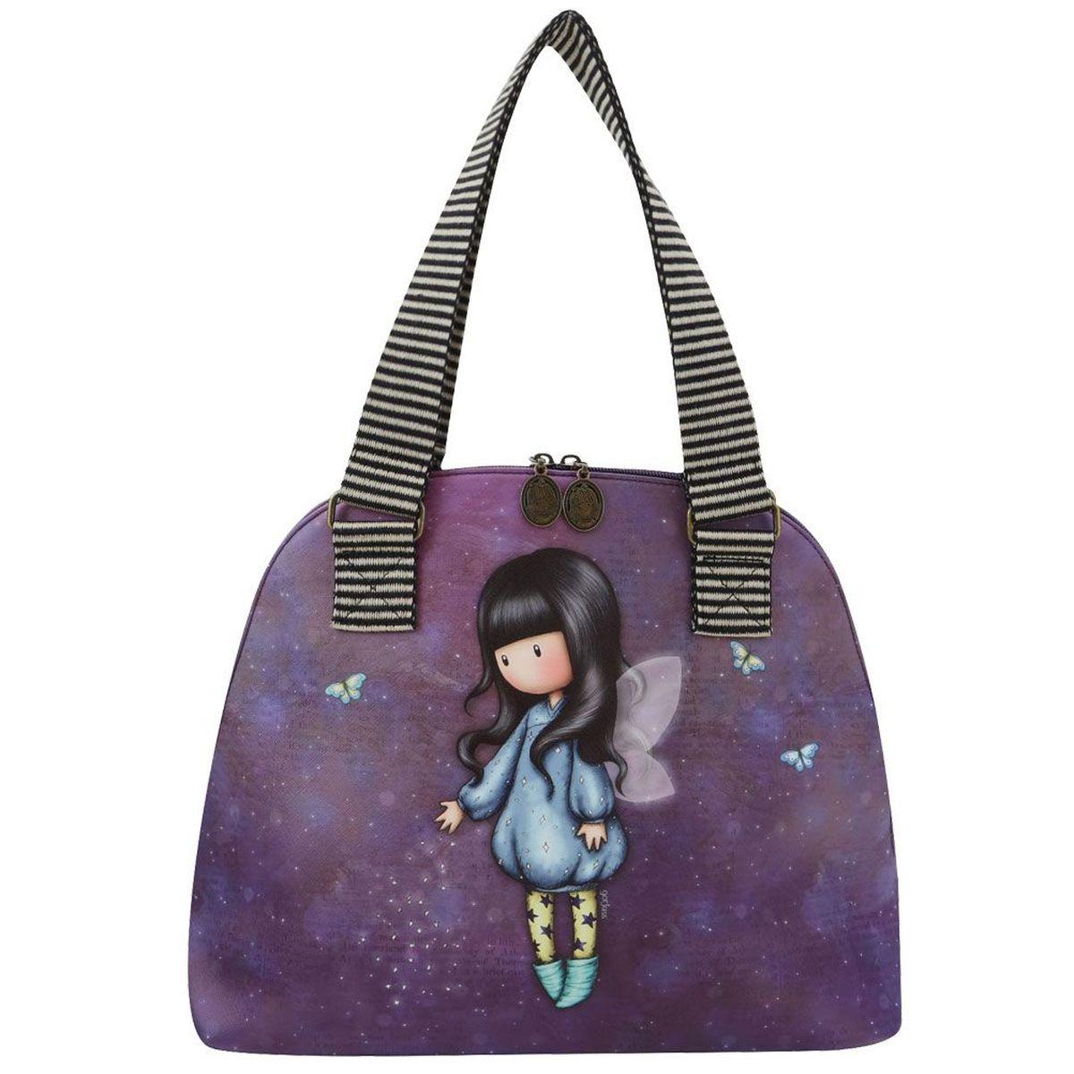 f3aabda8e7 Grand sac à main Gorjuss Santoro - Bubble Fairy