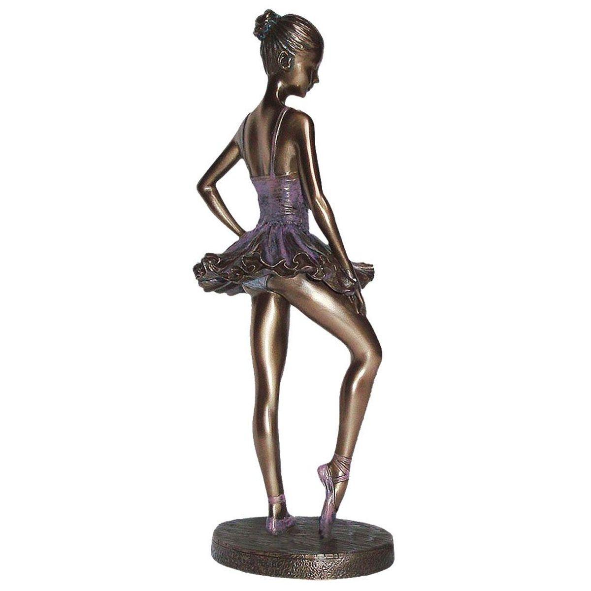 Figurine danseuse ballerine pointe body talk veronese Figurine pour jardin