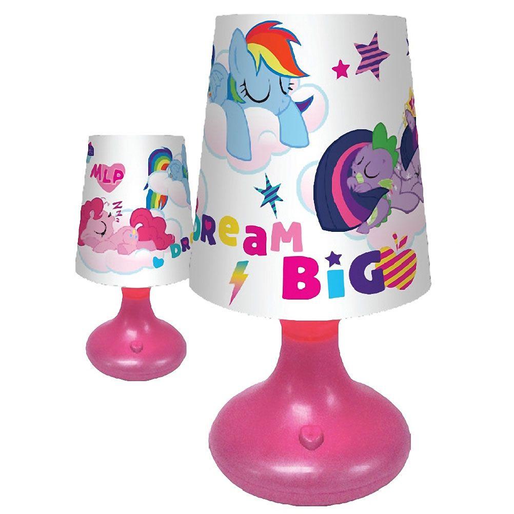 Lampe Petit Mon Decoration Chevet Led Poney Chambre Luminaires TJcl1FK
