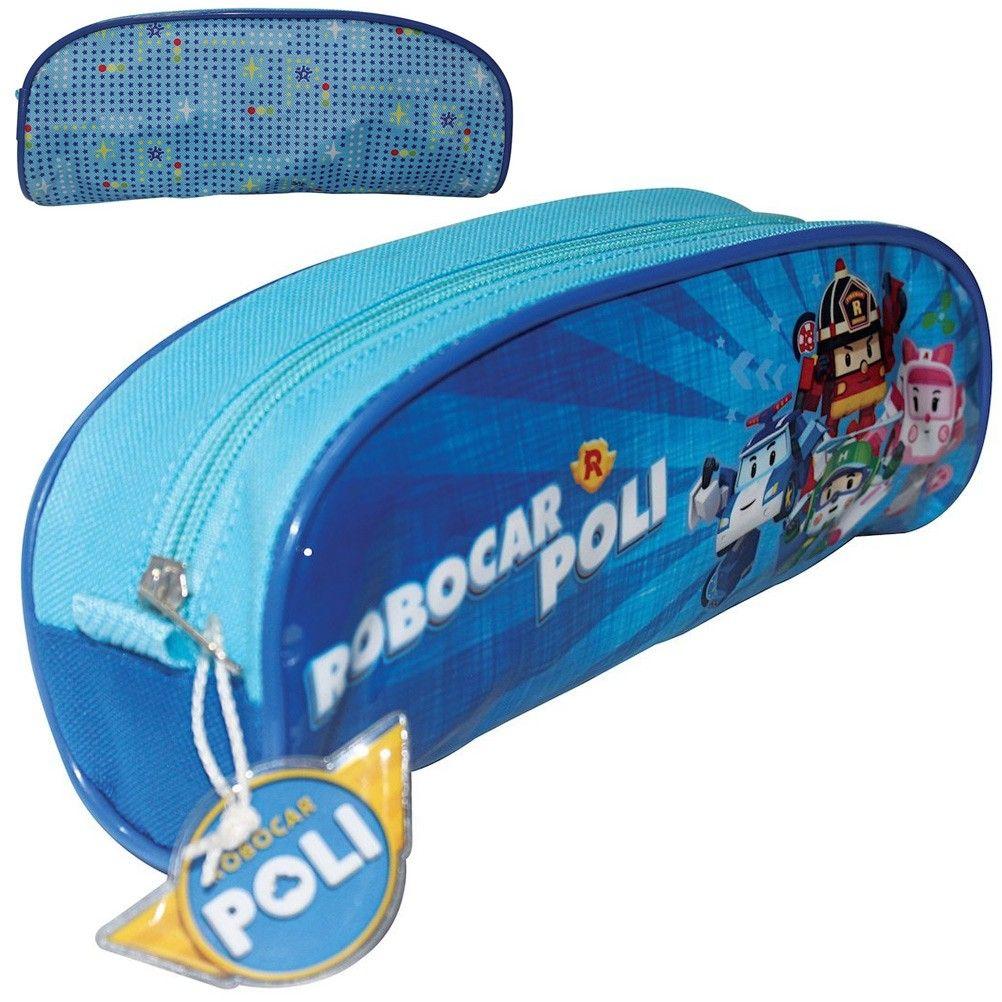 Trousse robocar poli scolaire bleu - Poli robocar en francais ...