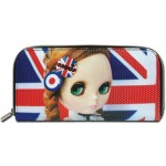 Portefeuille compagnon Nippon Doll So British