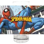 Grand verre à limonade Spiderman