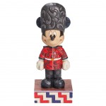 Figurine Mickey Salutations de l&#39Angleterre Disney Traditions
