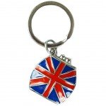 Porte clés London en métal - Bourse Union Jack