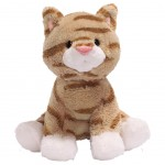 Peluche GUND Petit Chat sable sonore 12 cm
