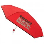 Parapluie High School Musical rouge
