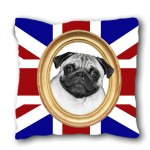 Coussin London Union Jack Carlin By Cbkreation - 30 x 30 cm
