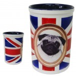 Pot London Carlin So British pour ustensiles de cuisine Cbkreati