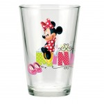 Verre à jus de fruit Disney Minnie Mouse Shopping