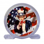 Réveil Plexiglas I want you for US Army by Cbkreation