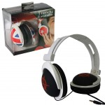 Casque Audio Logo Anarchy