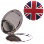 Miroir de sac London Union Jack Rond