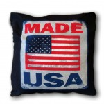Coussin New York Made USA 40 x 40 cm