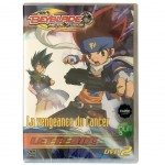 DVD Beyblade 2 La vengeance du Cancer