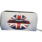 Porte feuille porte monnaie London Bouche UK
