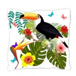 Coussin Toucan By Cbkreation 40 x 40cm