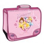 Petit cartable Disney Princesses Aurore, cendrillon et Belle
