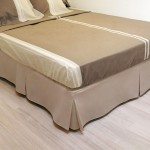 Cache-Sommier 140 x 190 cm - Taupe
