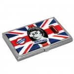 Porte cartes de visite London - So British