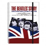 Carnet de note Beatles Story