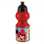 Gourde bouchon sport Angry Birds