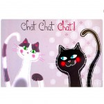 Set de table Chats - ChatChat Couple