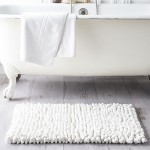 Tapis de bain BUBBLE en Coton 50 x 80  cm - Chantilly